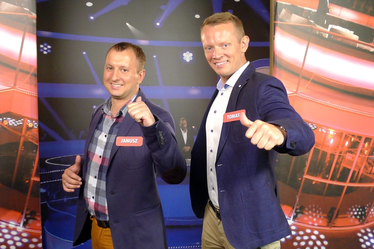 Janusz i Tomasz (1)