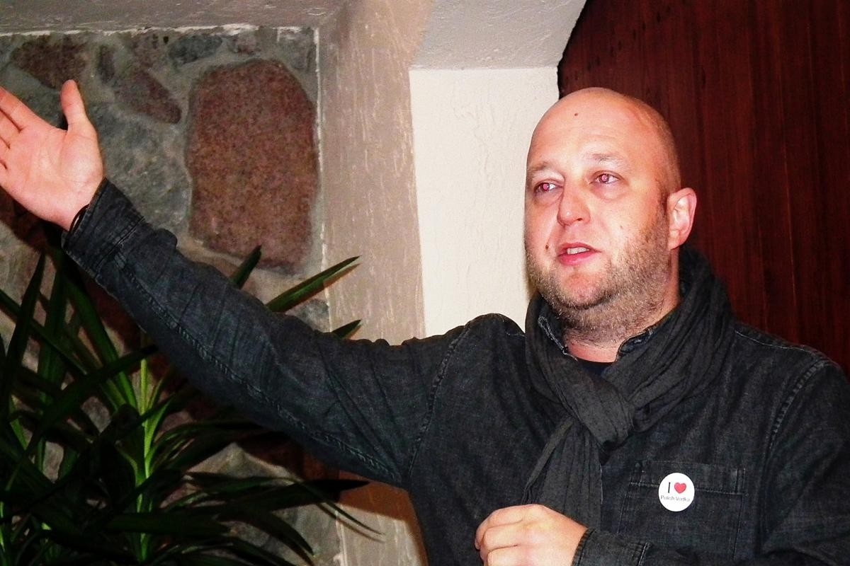Maciej Starosolski. Ambasador Polskiej Wódki