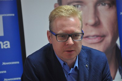 Michał Stasiński Nowoczesna