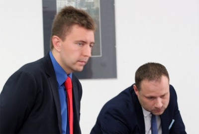 Łukasz Schreiber Łukasz Krupa