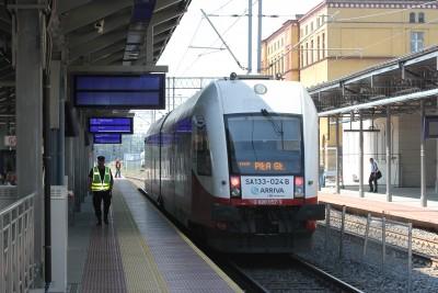 Arriva Bydgoszcz Główna