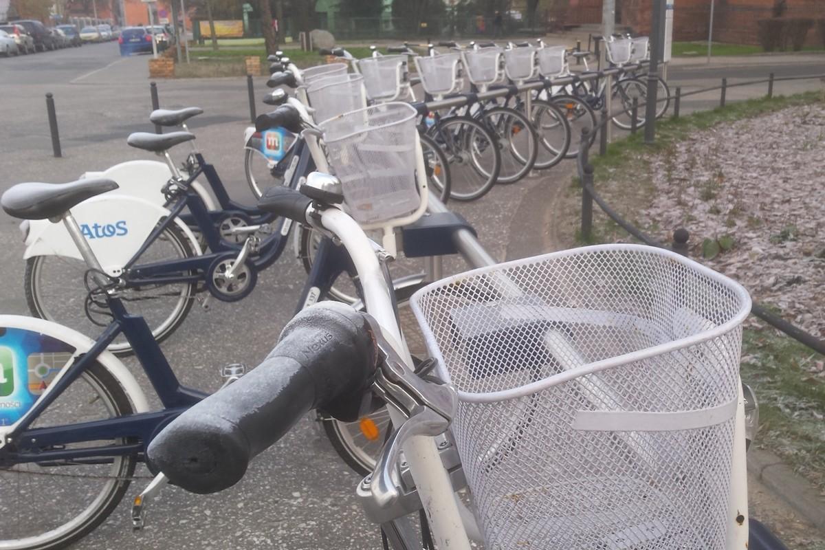 BRA, rower miejski - ED