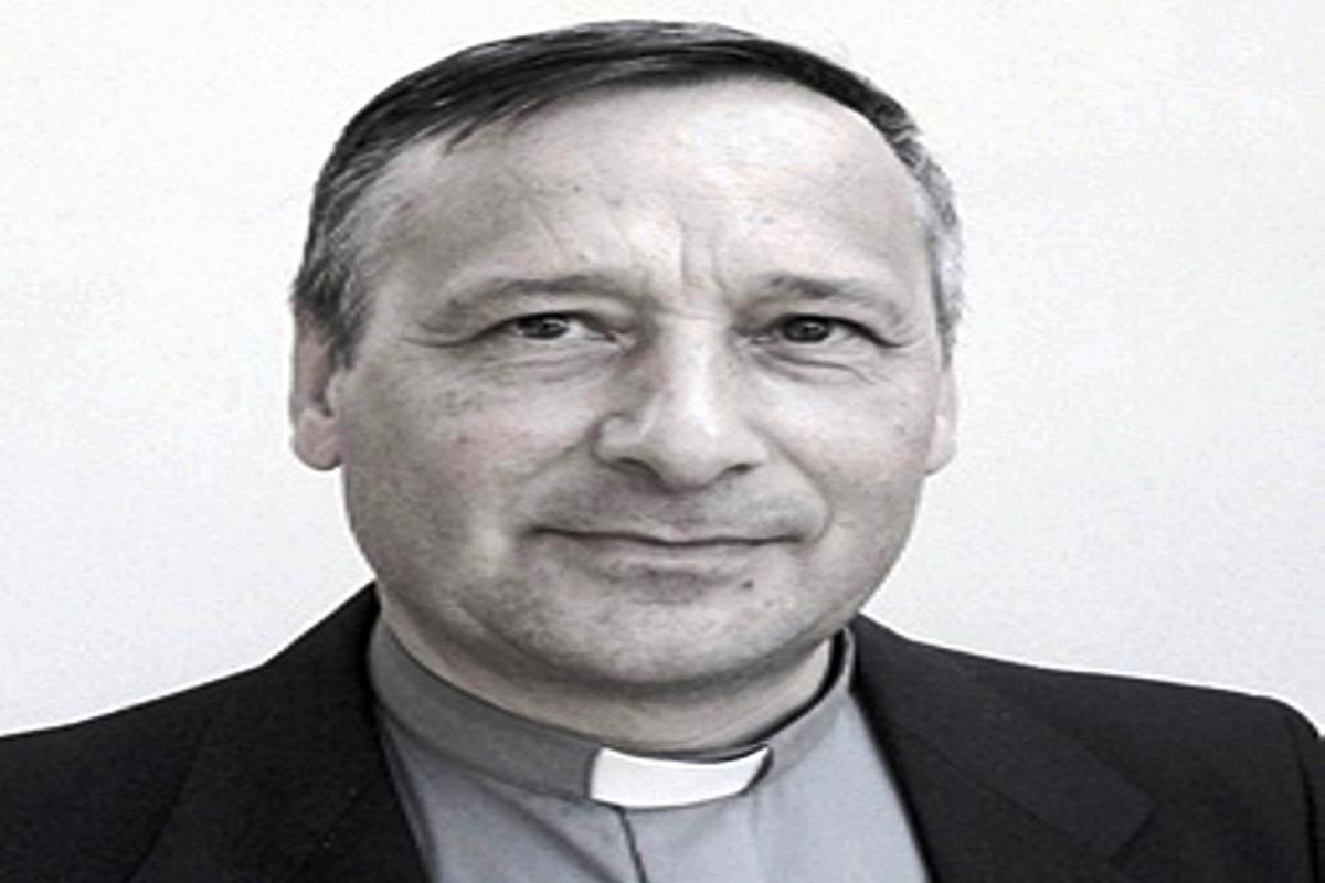Ks. prałat dr Lech Bilicki - pierwszy Kanclerz Diecezji Bydgoskiej