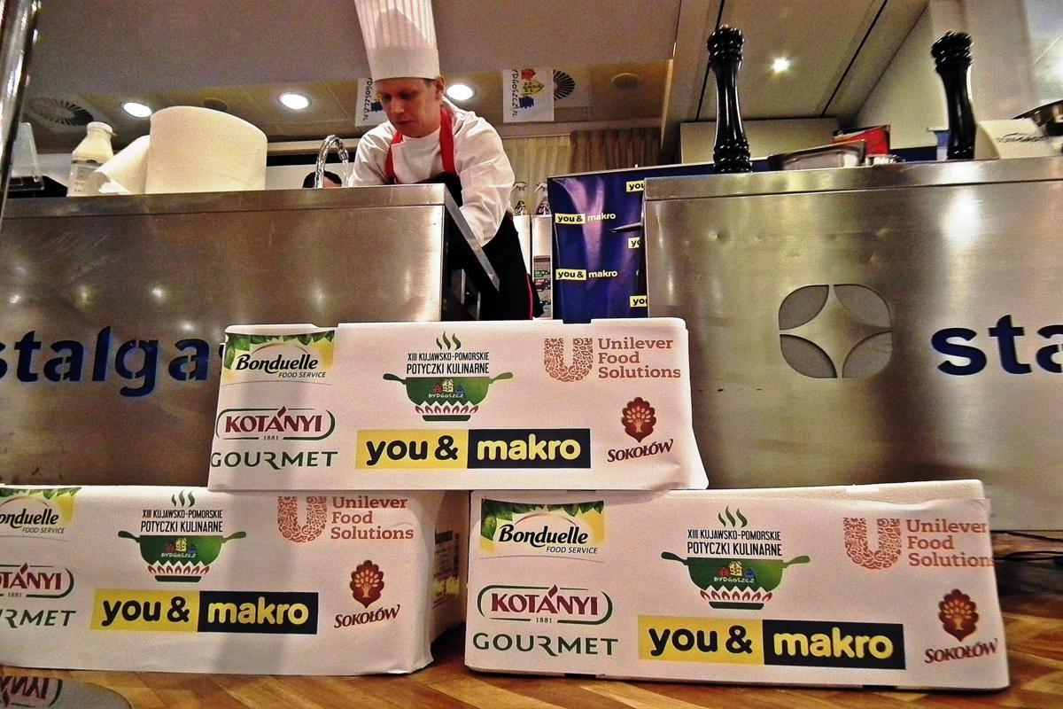 Black-boxy na XIII Kujawsko-Pomorskich Potyczkach Kulinarnych