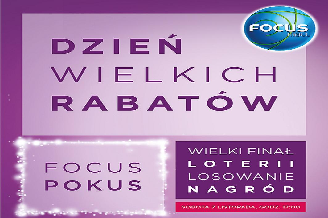 Focus Mall - focus pokus