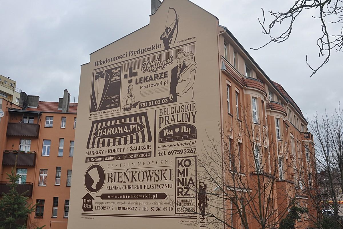 Retrościana, Grunwaldzka