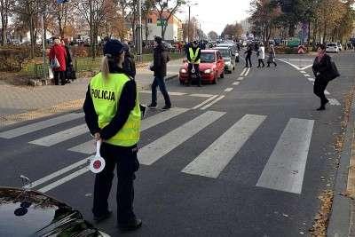 akcja znicz policja