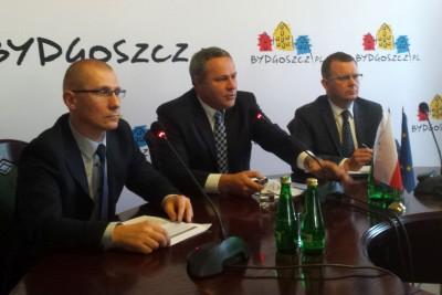 Maciej Gust, Rafał Bruski, Mirosław Kozłowicz