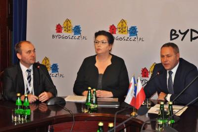 Adam Musiała, Anna Mackiewicz, Rafał Bruski