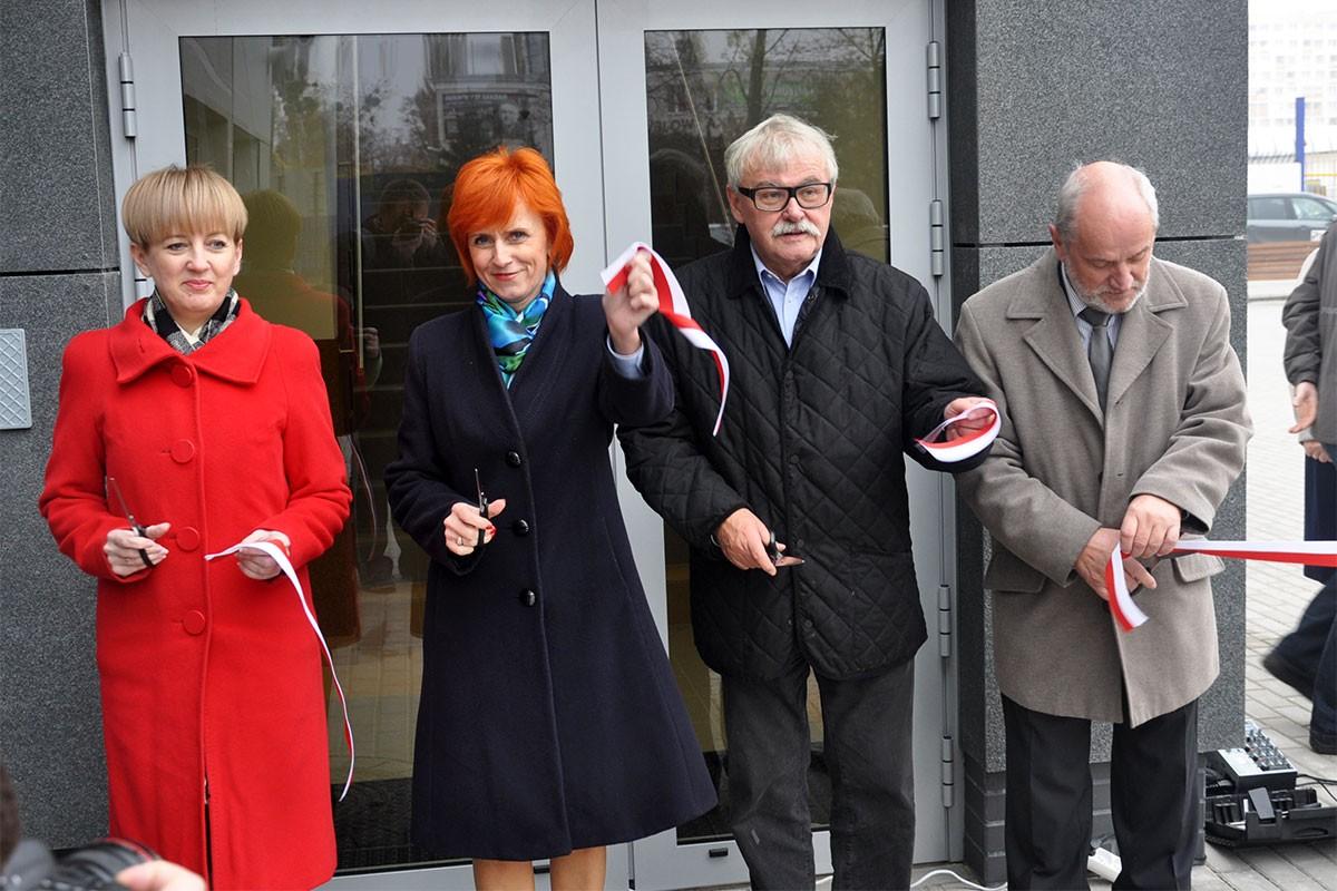 Iwona Waszkiewicz, Elżbieta Rusielewicz, Janusz Ostoja Zagórski, Zygmunt Babińśki