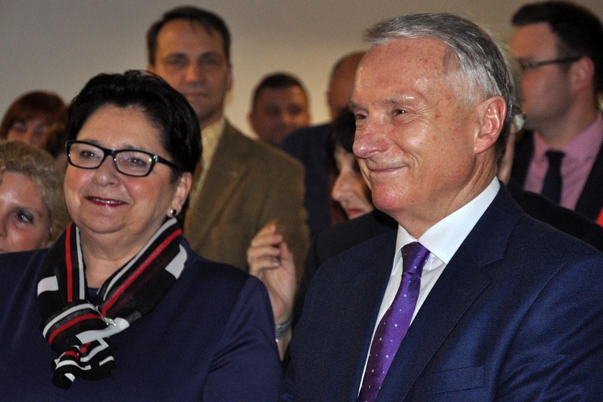 Teresa Piotrowska, Zbigniew Pawłowicz