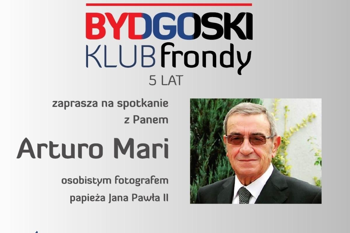 plakat Arturo Mari