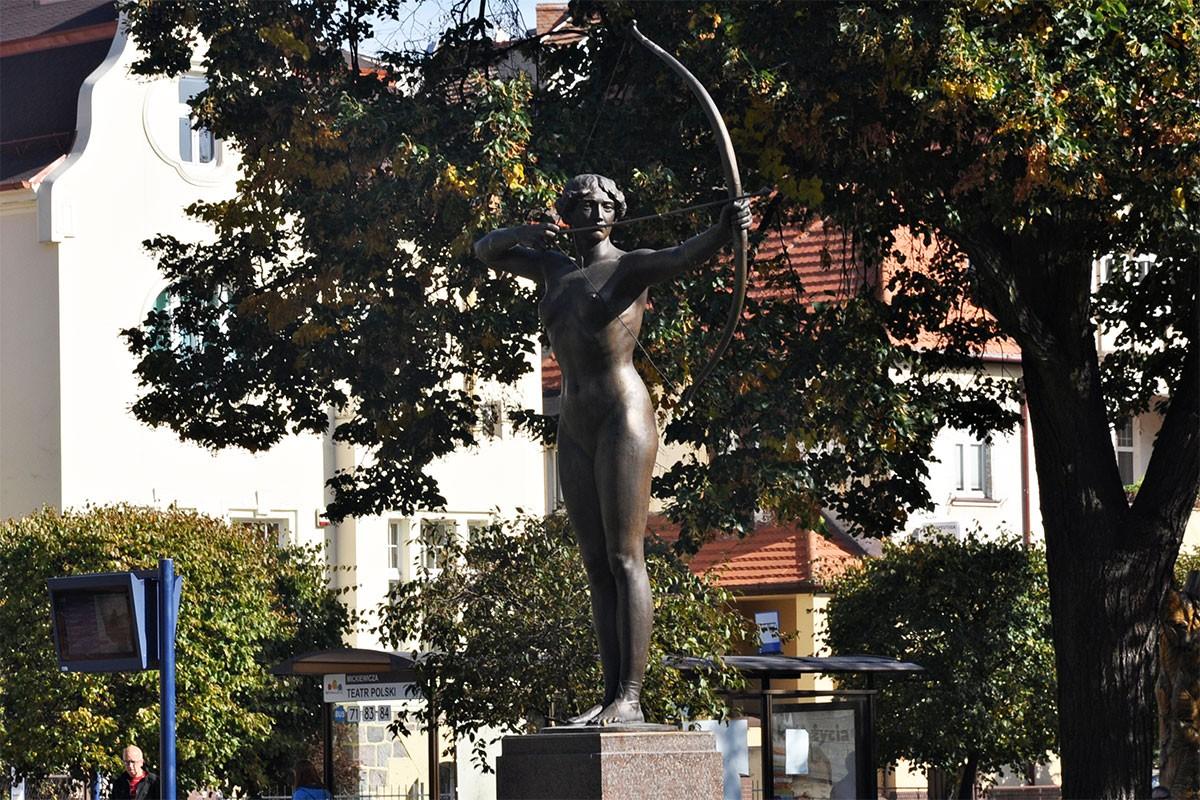 Pomnik Łuczniczki