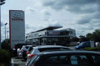 Toyota salon Jaworski