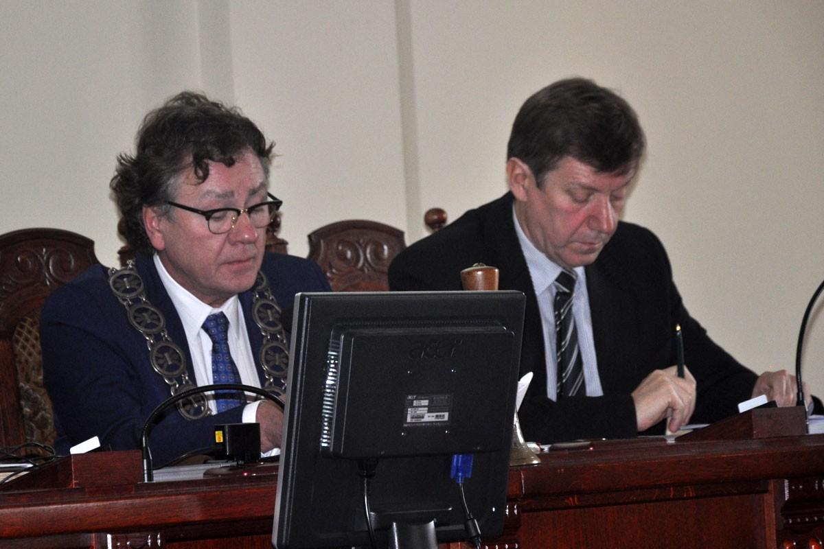 Zbigniew Sobociński, Jan Szopiński