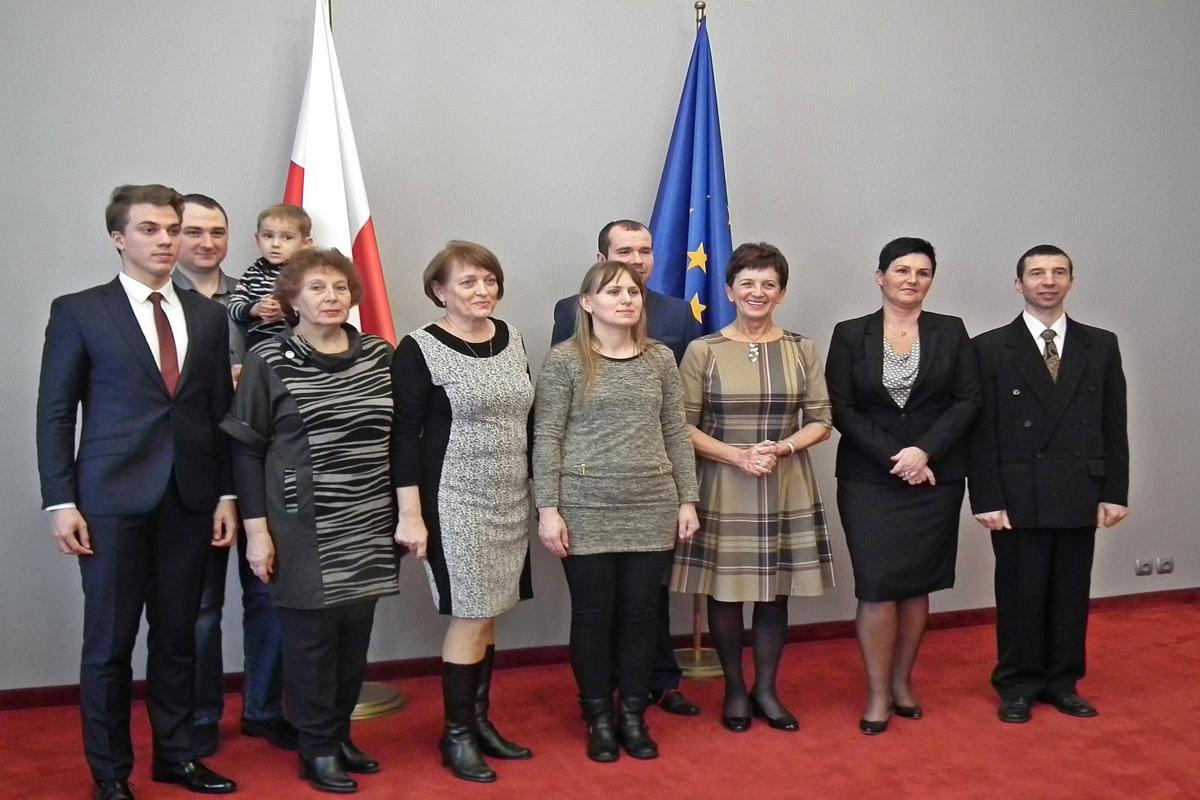 Nadanie obywatelstwa polskiego