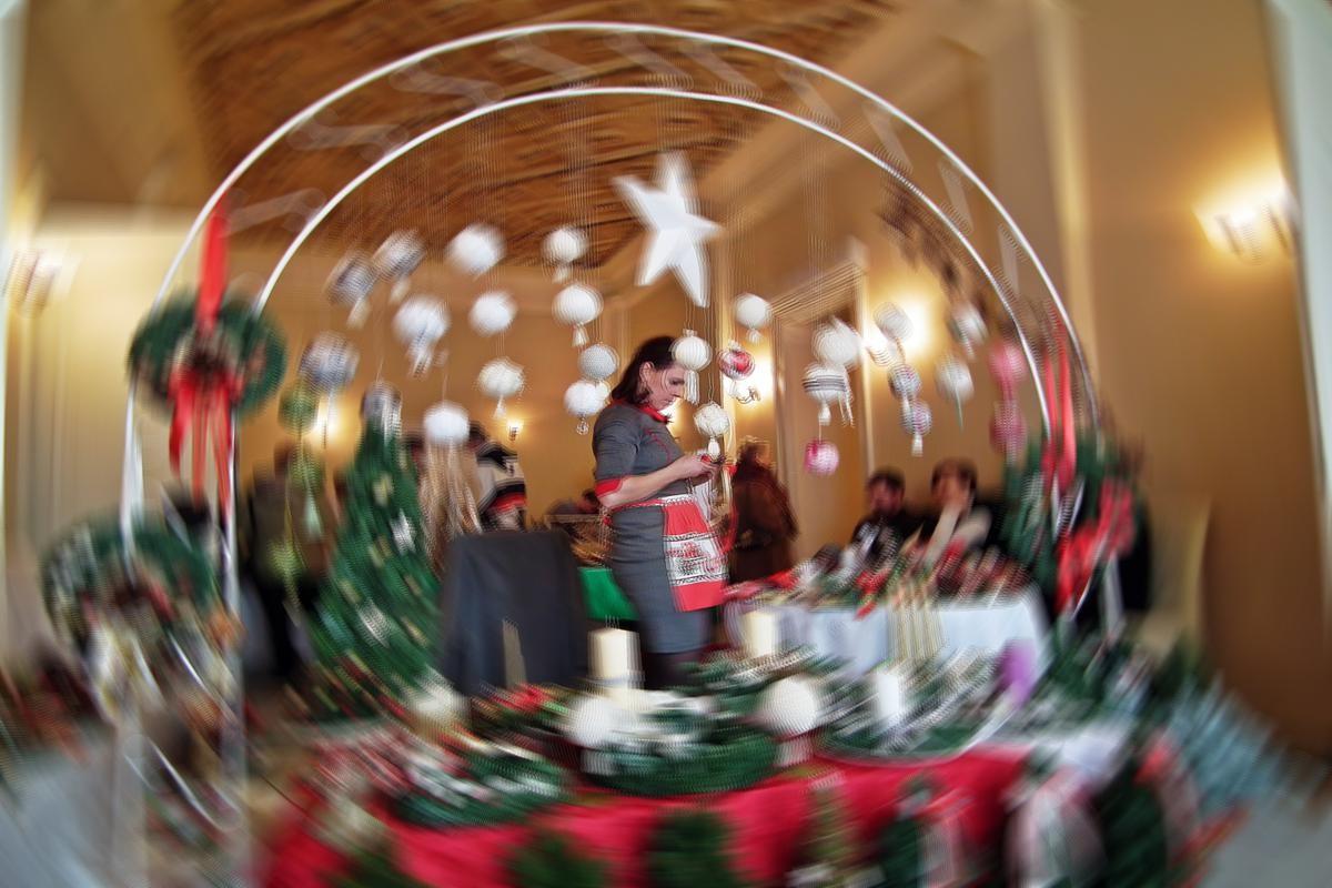 Jarmark Bożonarodzeniowy w Ostromecku
