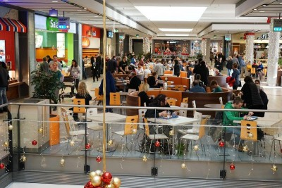 Focus Mall - nowy foodcourt 1
