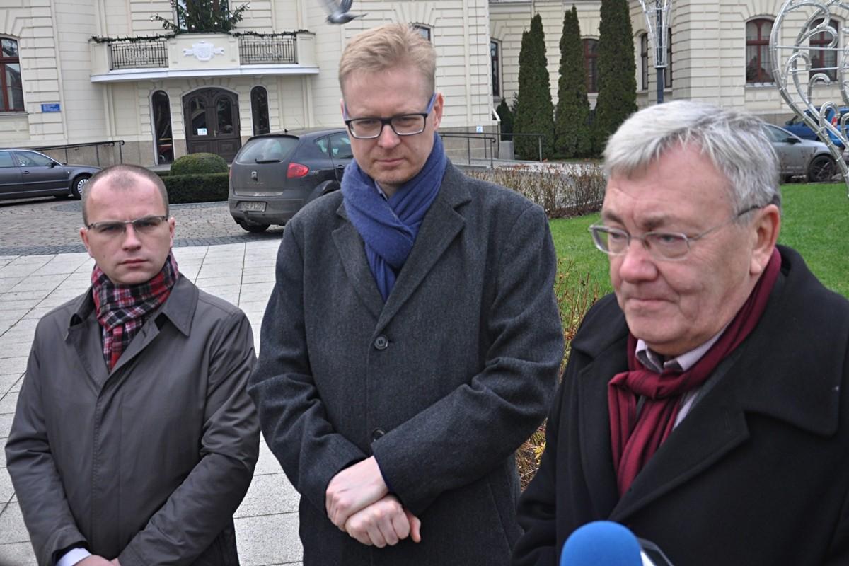 Jakub Mikołajczak, Michał Stasiński, Roman Jasiakiewicz - ST