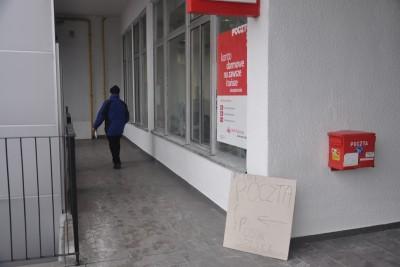 Poczta Polska - Kapuściska, remont