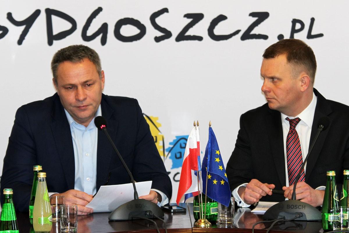 Rafał Bruski, Mirosław Kozłowicz