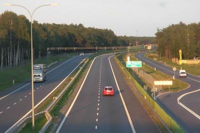 Droga S10 Stryszek
