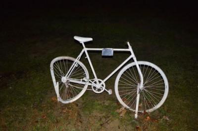 Ghost Bike Bydgoszcz