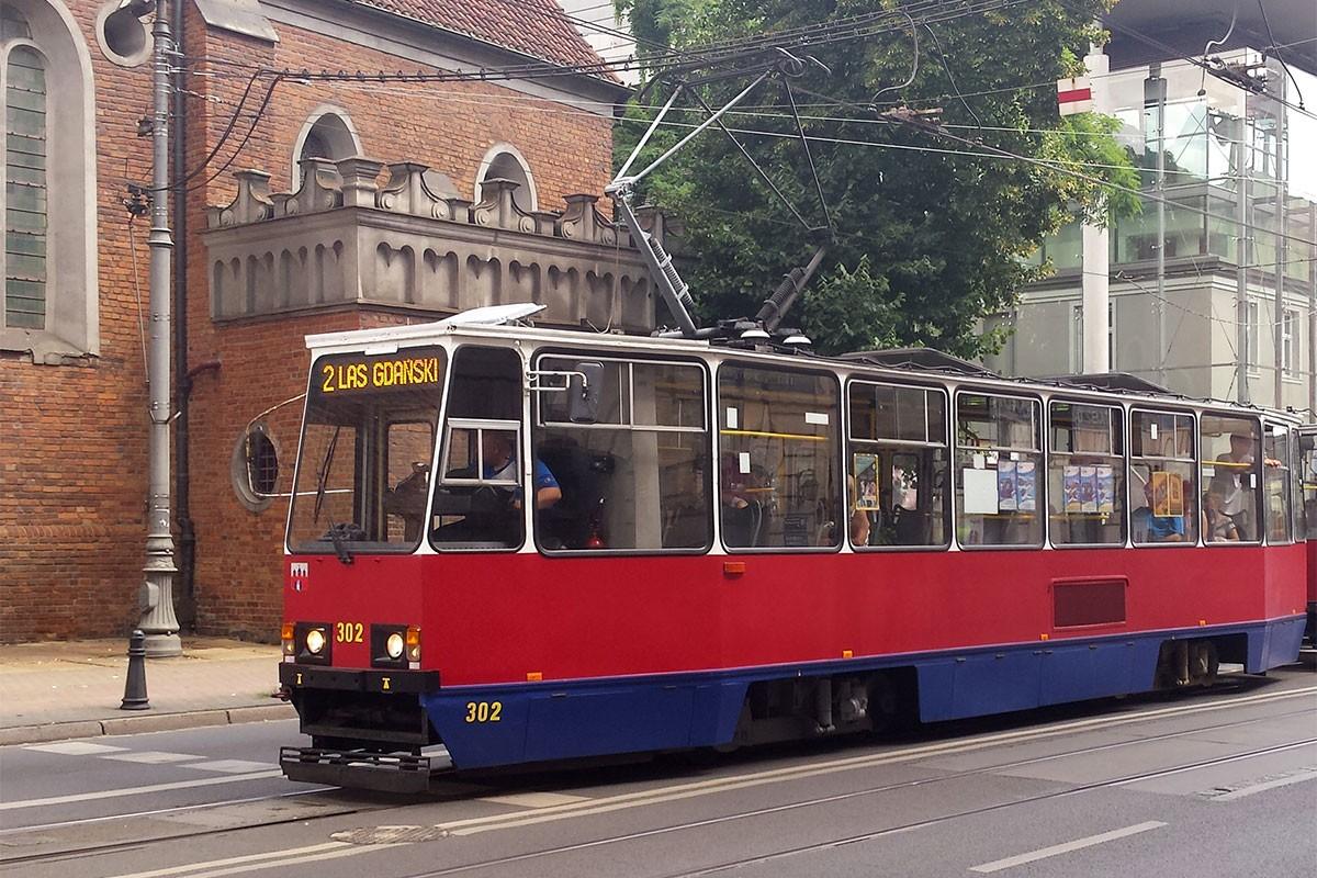 Linia 2 Las Gdański Bydgoszcz