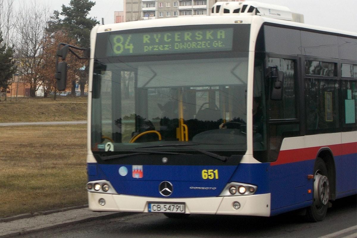 Linia 84 Bydgoszcz