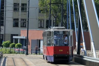Tramwaj nr 5 Bydgoszcz