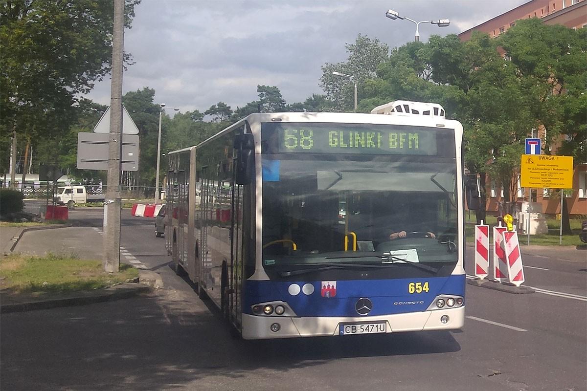 Linia 68 Bydgoszcz