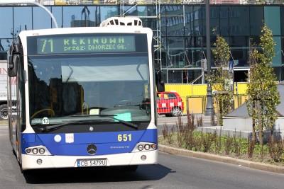 Linia 71 Bydgoszcz