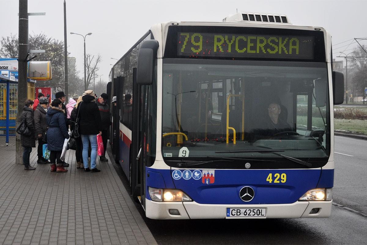 Linia 79 Bydgoszcz