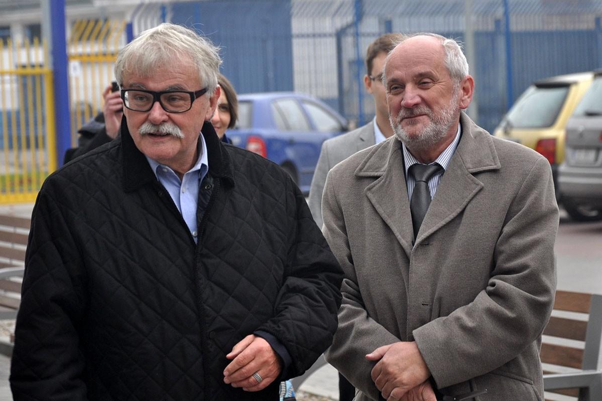 Janusz Ostoja-Zagórski, Zygmunt Babiński