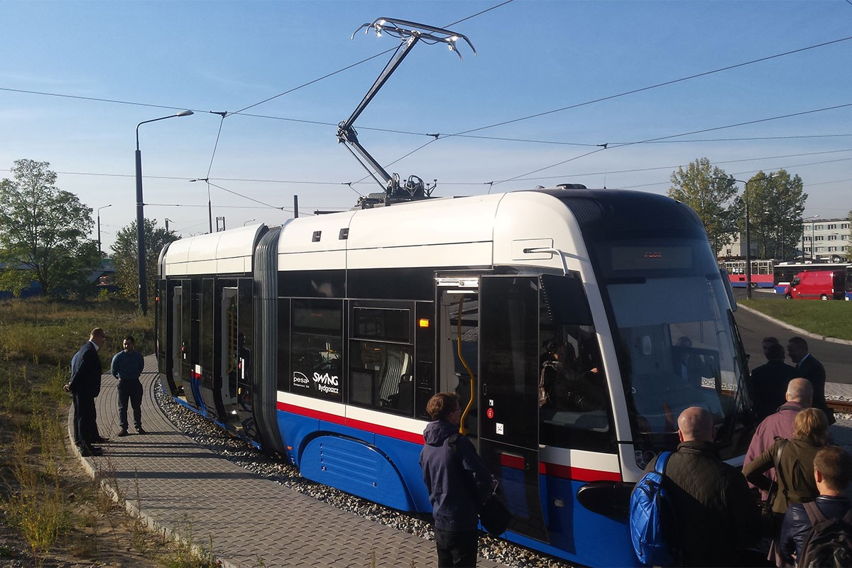Pesa Swing Bydgoszcz