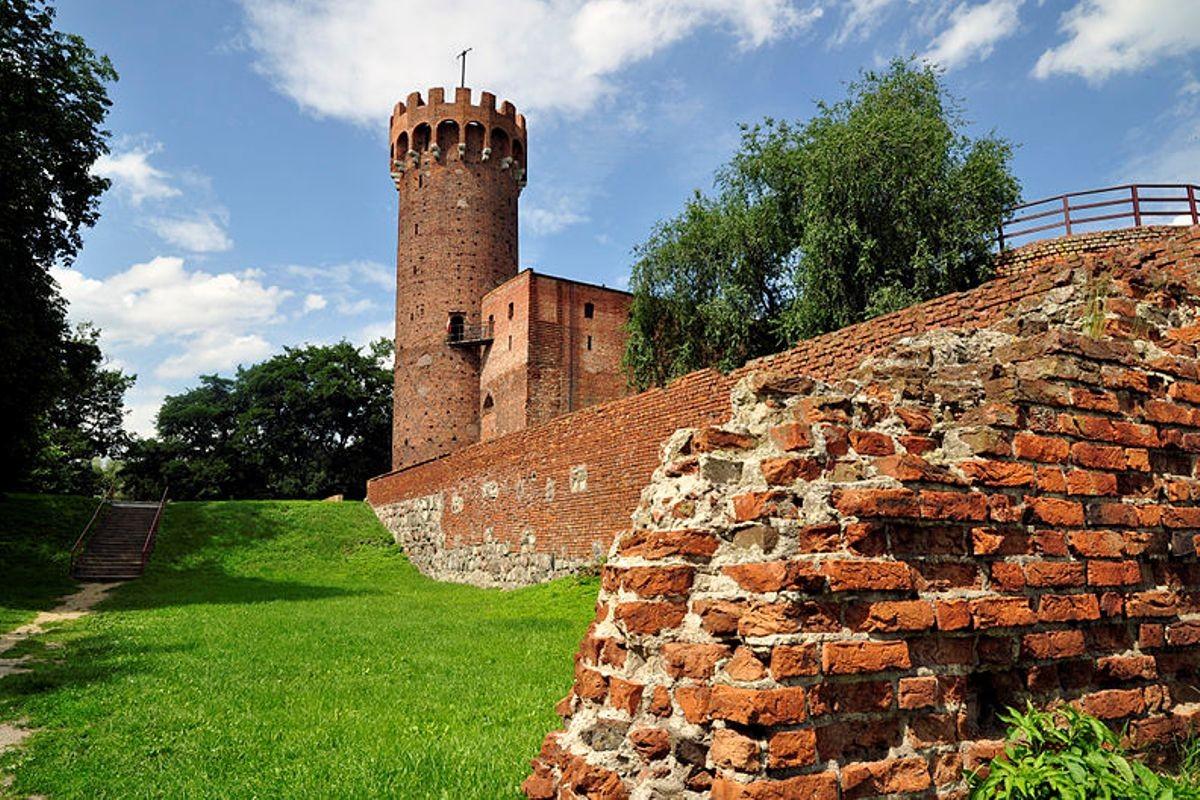 zamek Swiecie