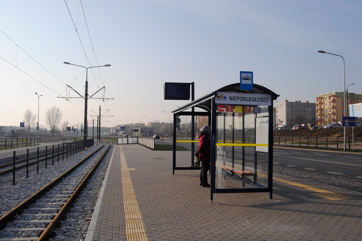 osiedle Niepodległości Bydgoszcz