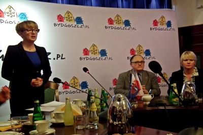 Stypendia prezydenta m. Bydgoszczy dla twórców