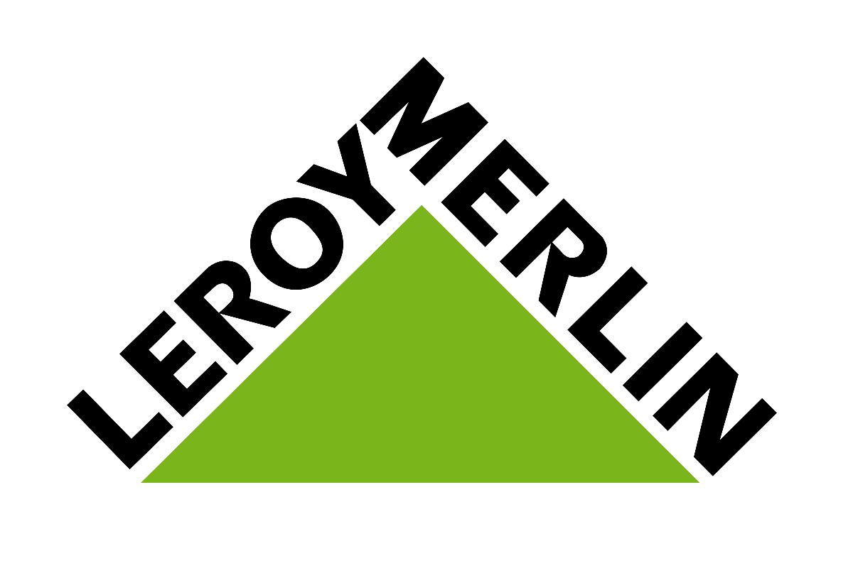 Leroy Merlin logo, wikipedia