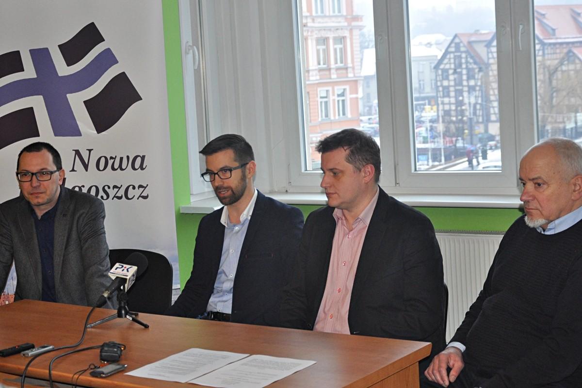 Nowa Bydgoszcz, Paweł Skutecki, Piotr Najzer, Marcin Sypniewski, Roman Puchowski - ST