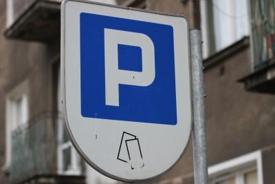 Parking, znak - ED