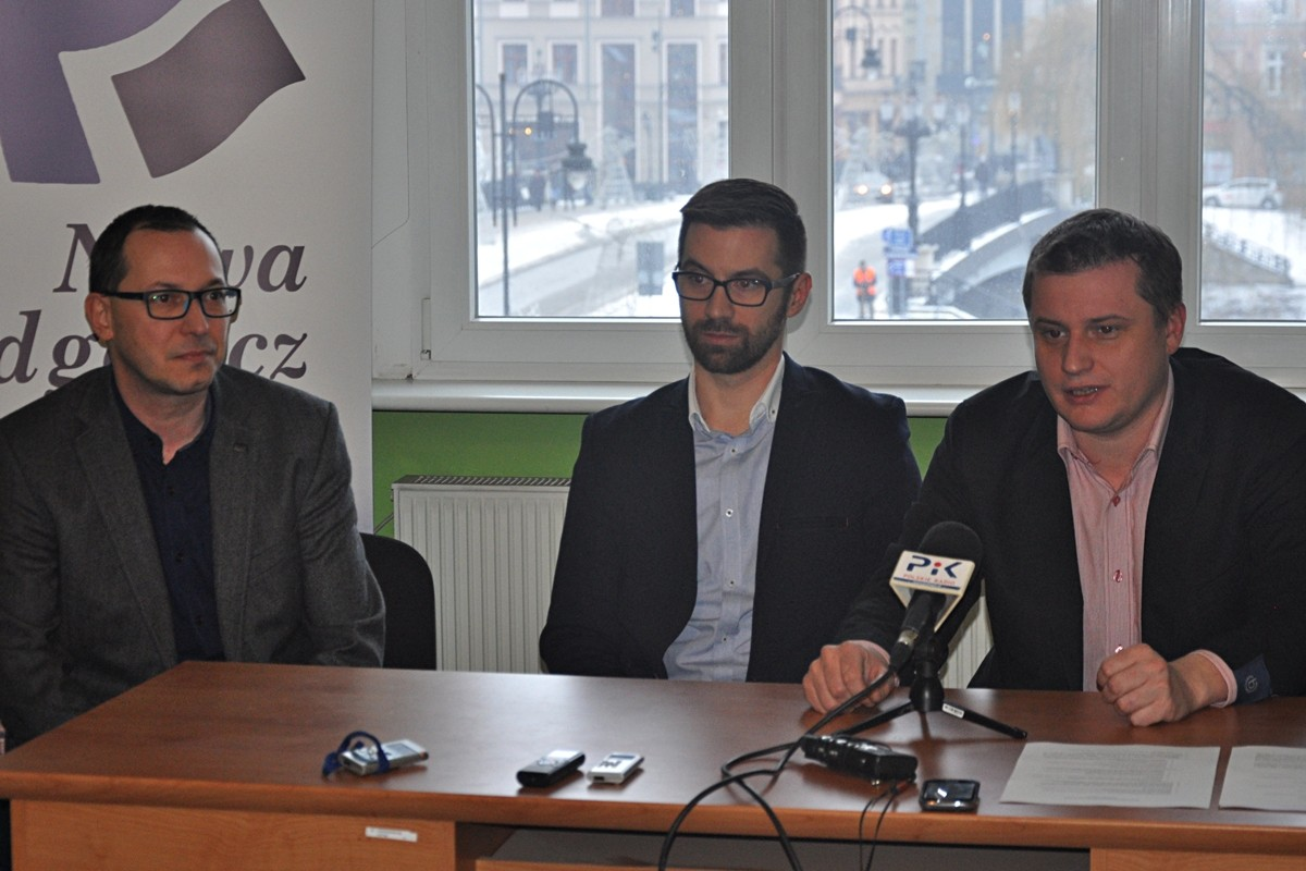 Paweł Skutecki, Piotr Najzer, Marcin Sypniewski - ST