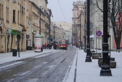 Pierwszy śnieg - LG 1
