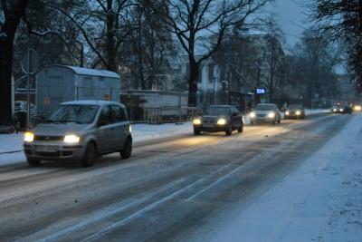 Pierwszy śnieg - LG 7