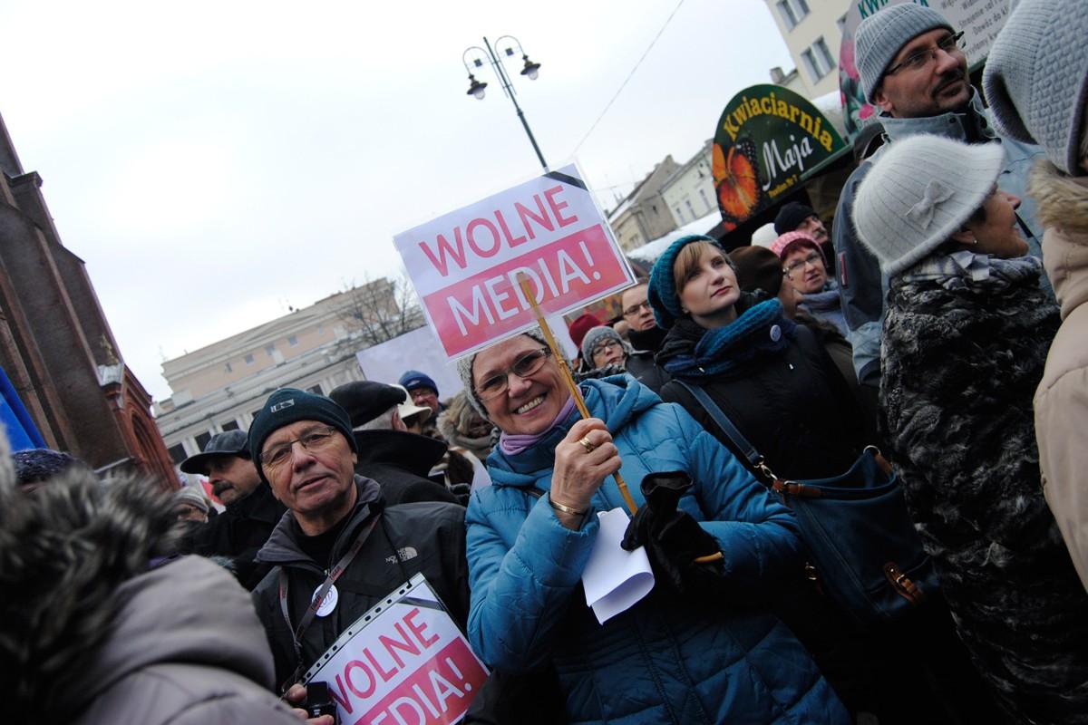 Protest KOD-u - LG (3)