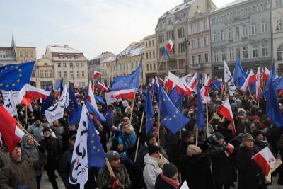 Protest KOD-u na Starym Rynku - LG (19)