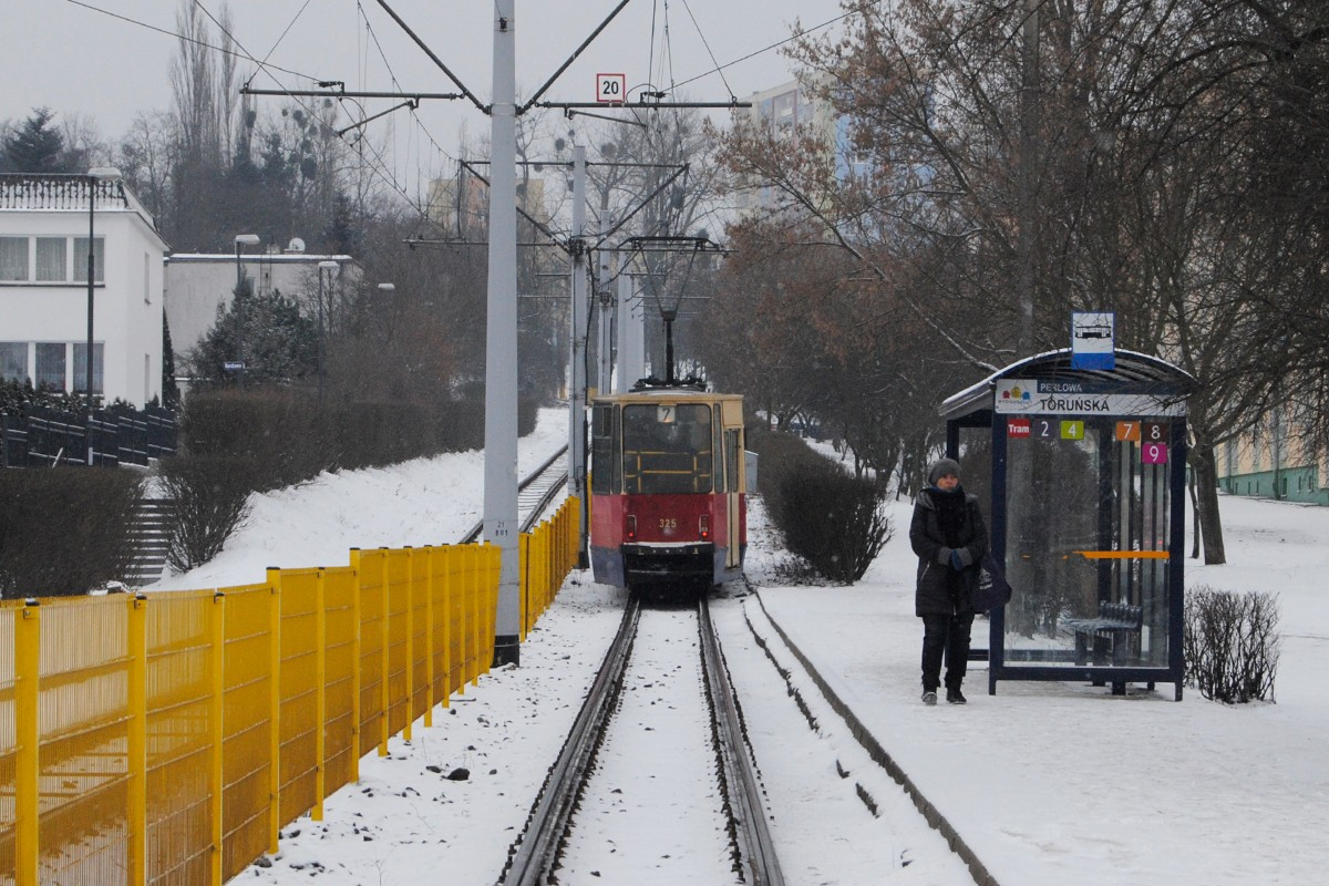 tramwaj 7 Bydgoszcz