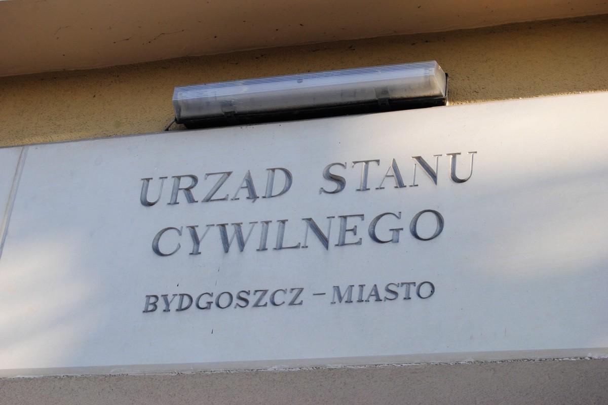 Urząd Stanu Cywilnego - LG