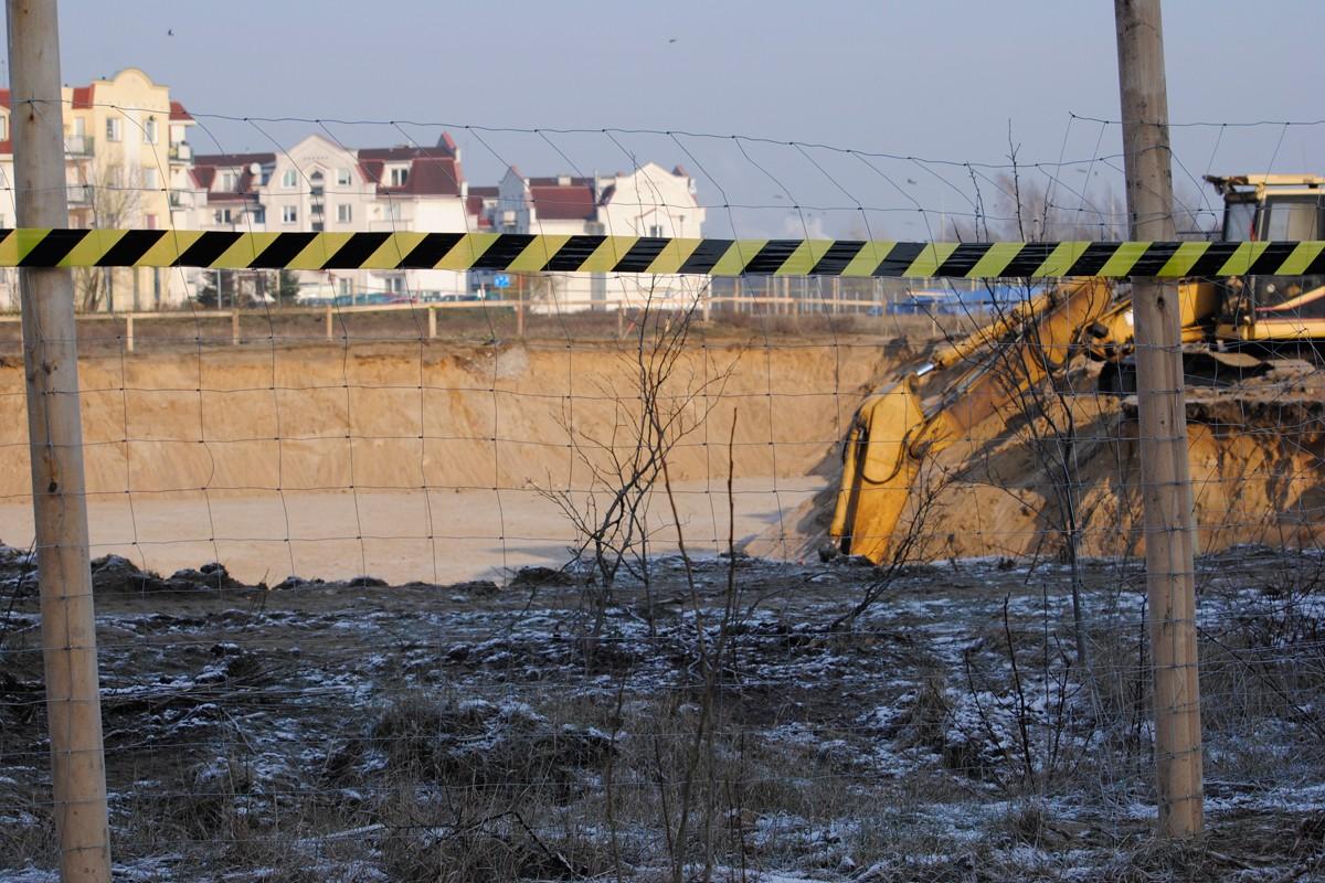 Prace będą toczyły się na terenie o łącznej powierzchni 35 tysięcy metrów kwadratowych.