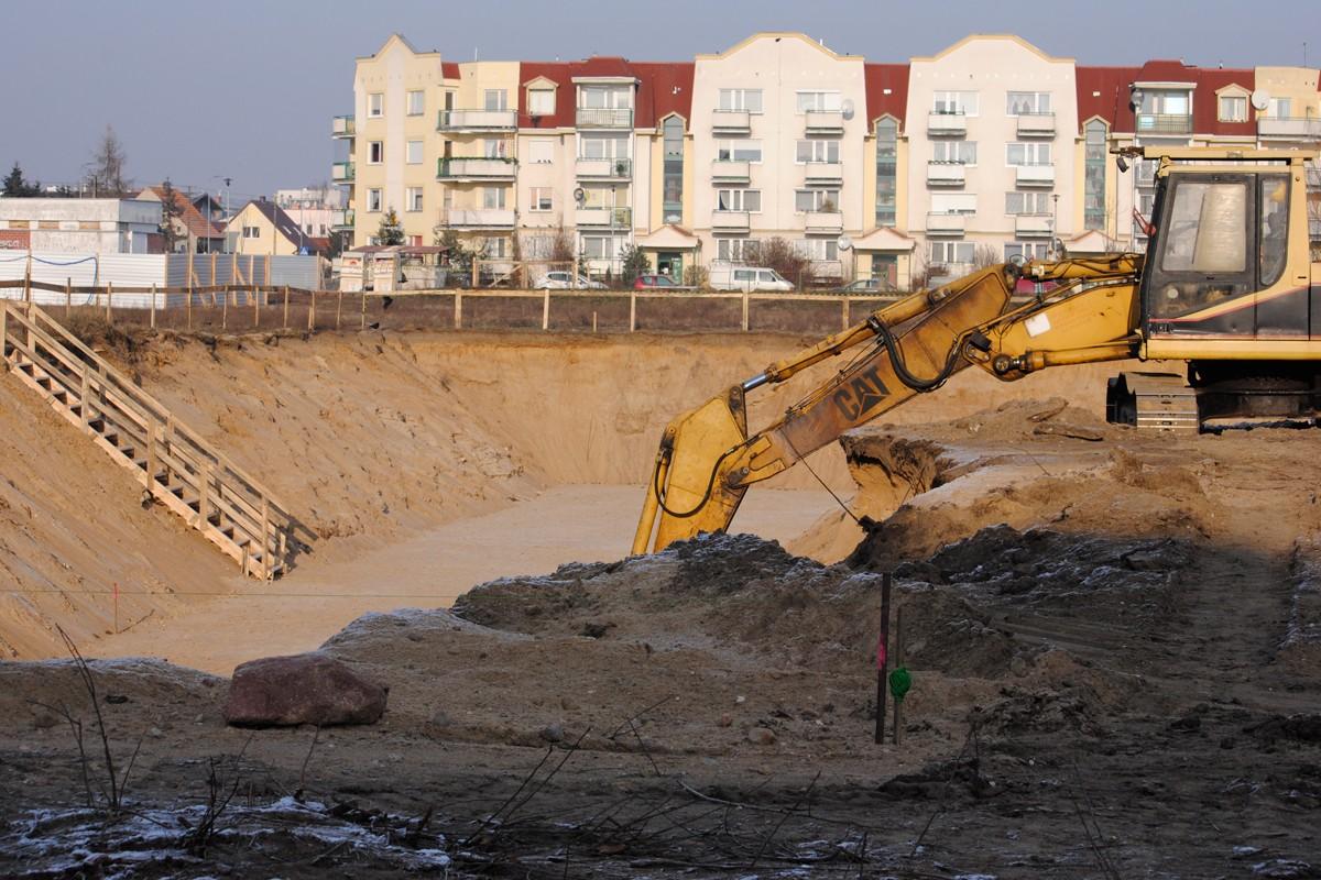 Budowa nowej szkoły w Fordonie rozpoczęła się w połowie grudnia. Wykonawcą jest firma Ebud-Przemysłówka.